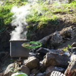 hiking, hike, camping, optimus crux, stove