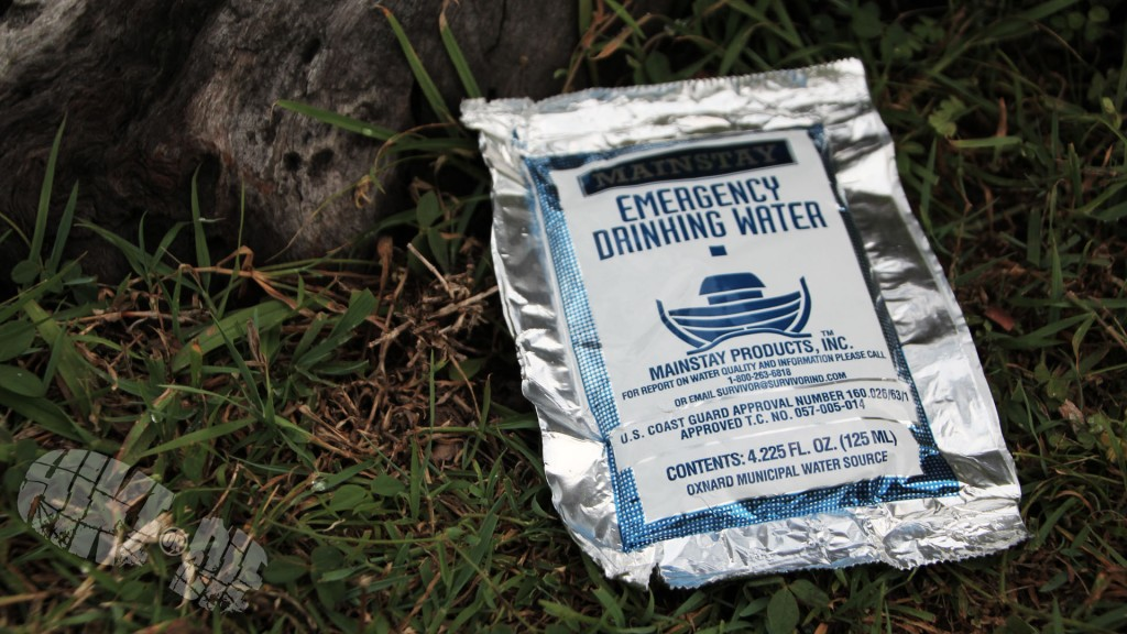 MAINSTAY WATER RATION PACK
