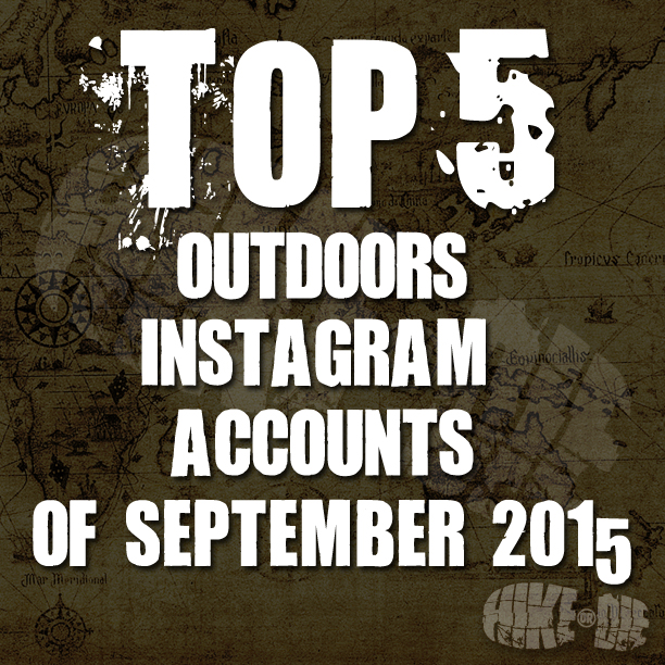 The best Outdoors Instagram accounts of September 2015