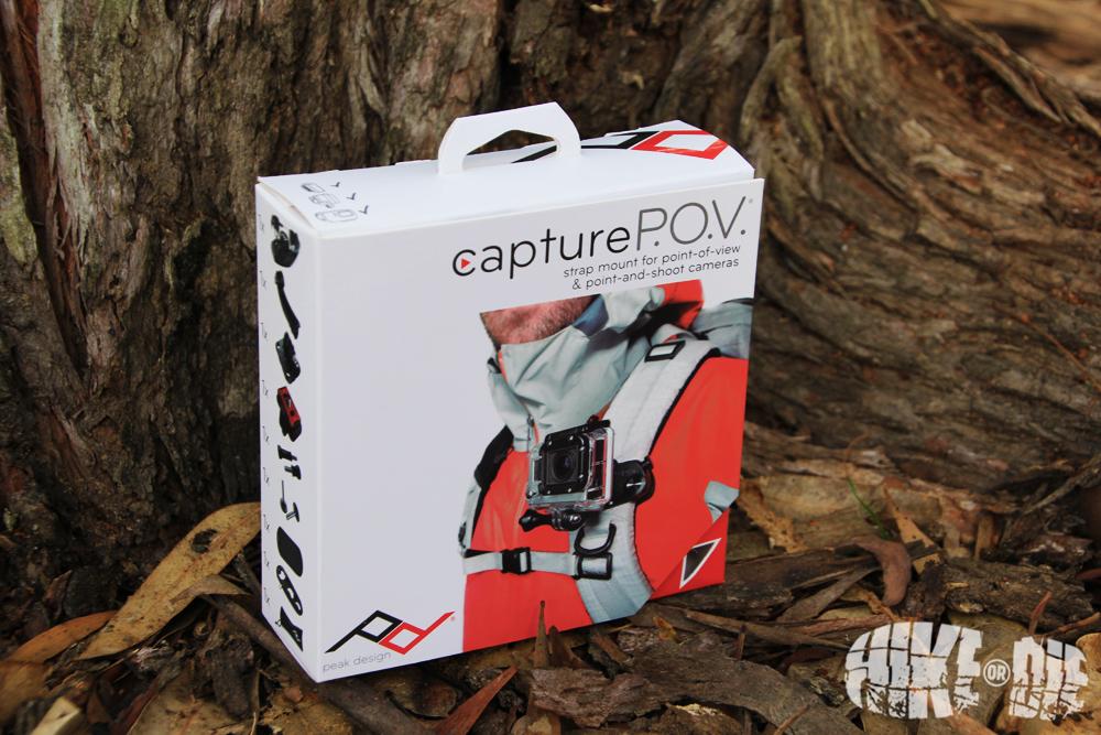 Peak Design POV Capture mount Review