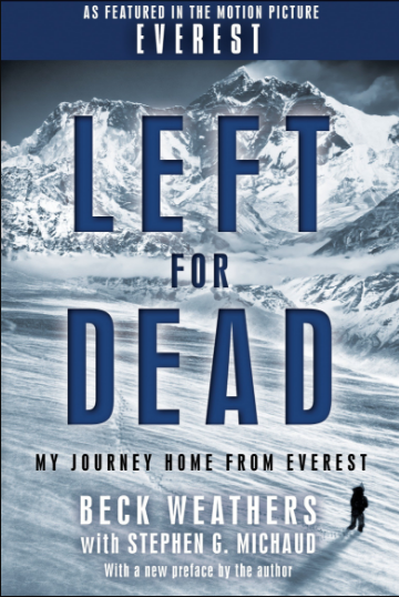 Left for Dead_Beck Weathers
