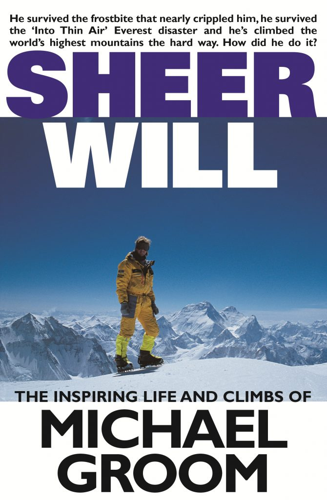 Sheer Will - Michael Groom