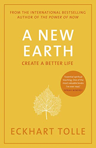Eckhart Tolle Book - A New Earth