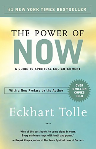 Eckhart Tolle Book - The Power of Now - Philosophy